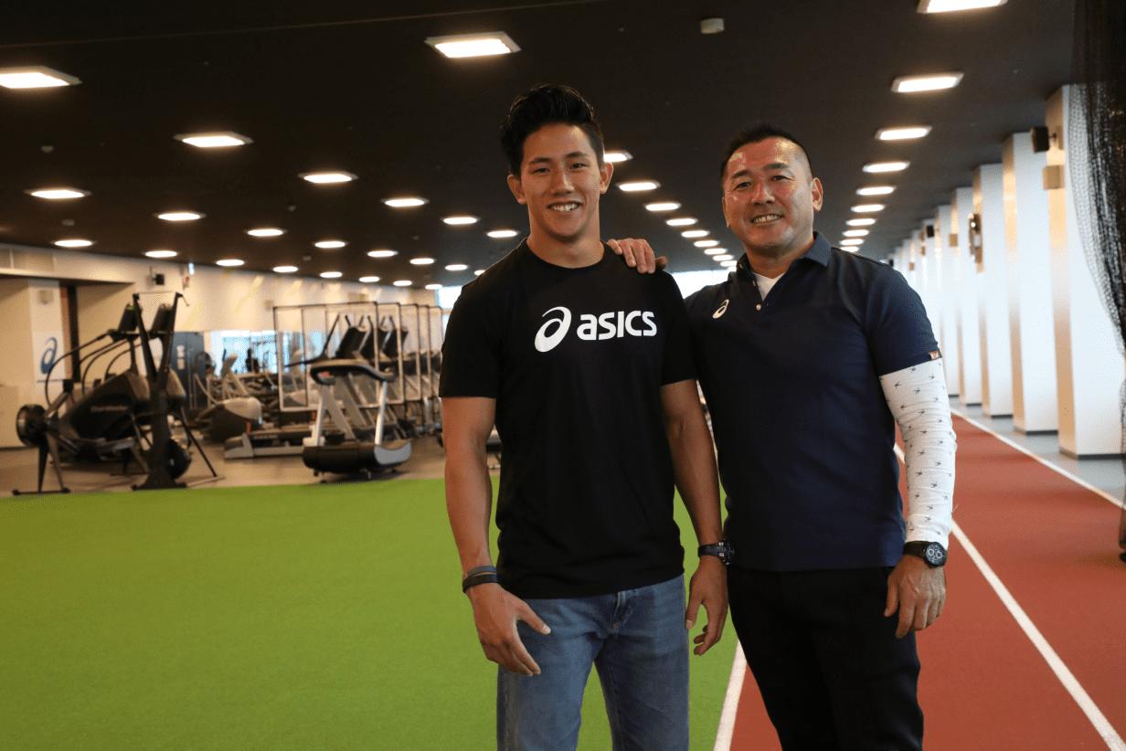 取材実施場所:ASICS Sports Complex TOKYO BAY